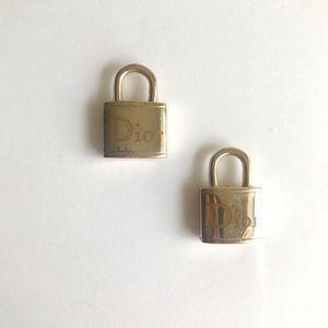 Dior Mini Locks (Brown)